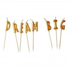 Bougies Dream Big
