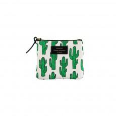 Pochette cactus Vert