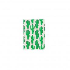Cahier cactus Vert