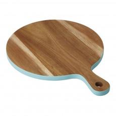 Planche à découper en bois d'acacia Vert amande
