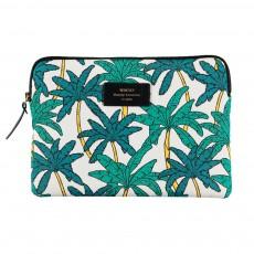 Pochette iPad palmiers Multicolore