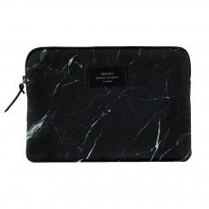 Pochette iPad marbre Noir