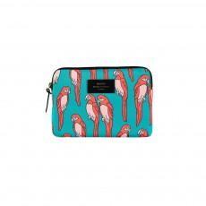 Pochette iPad mini perroquets Multicolore
