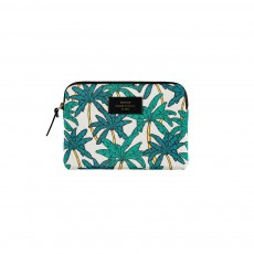 Pochette iPad mini palmiers Multicolore