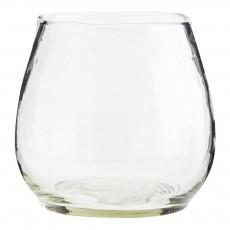 Mini vase 11,5x12 cm Transparent