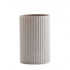 Vase ligne Gris clair