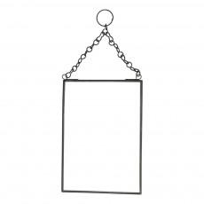 Miroir vertical Noir