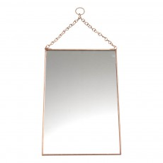 Miroir vertical Cuivre