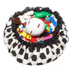 Sac/Tapis de jeux - Ballon de footbal Blanc