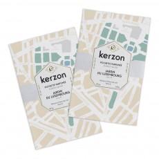 Pochettes parfumées Jardin du Luxembourg - Set de 2 Multicolore
