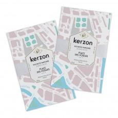 Pochettes parfumées Place des Vosges - Set de 2 Multicolore
