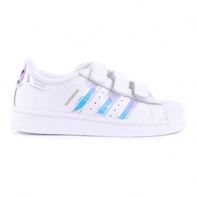 Adidas Superstar Blanche Junior