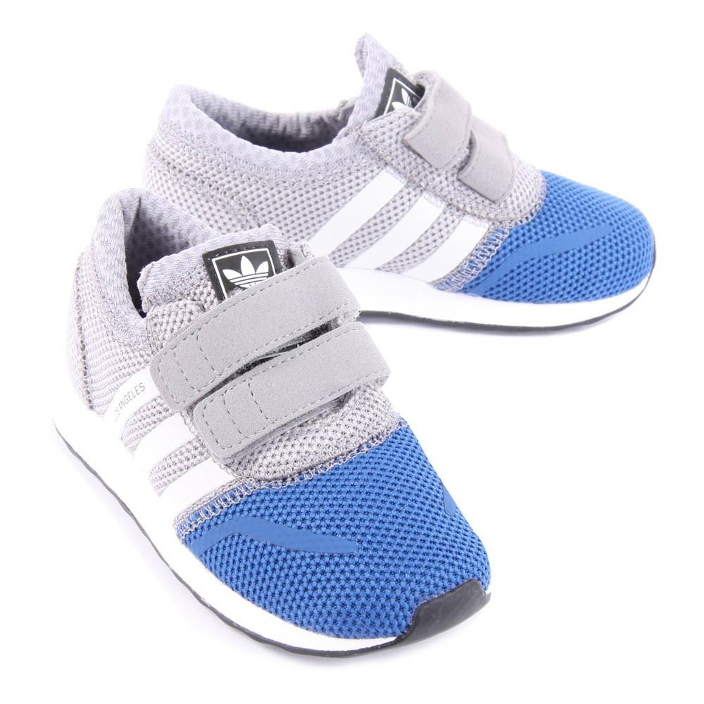 adidas Originals Kids Infants Los Angeles CF Casual Velcro