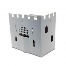Château-veilleuse à energie solaire à construire