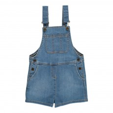 Salopette Poche Denim
