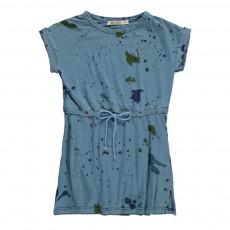 Exclusivité Bobo Choses x Smallable Robe Pollock Bleu