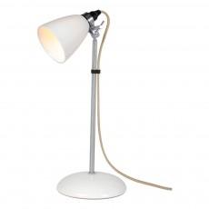 Lampe de table Hector Dome Blanc