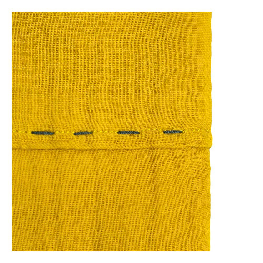 drap plat jaune tournesol numero 74 d coration smallable. Black Bedroom Furniture Sets. Home Design Ideas