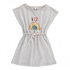 Robe Rainbow Gris chiné