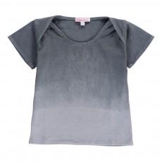 T-Shirt Dégradé Gris