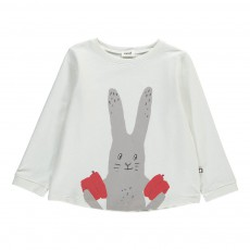 Sweat Lapin Blanc