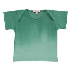 T-Shirt Dégradé Vert
