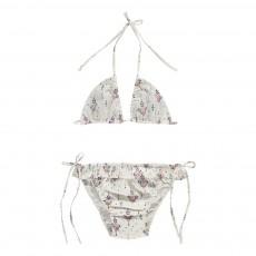 Bikini Lurex Blanc