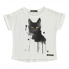 T-Shirt Chat Britney Blanc