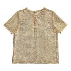 T-shirt Lurex Belle Doré
