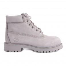 Boots Suède Monochrome Premium Gris