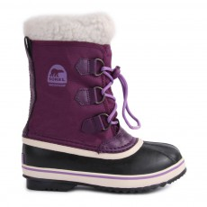 Boots Nylon Imperméable Yoot Pac Violet