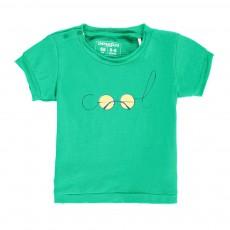 T-Shirt Coton Bio Cool Vert