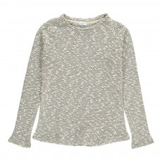 Pull Bouclettes Gina Gris