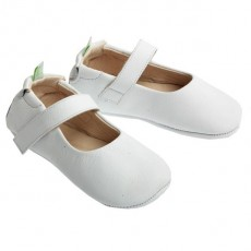 Ballerines Dolly Blanc