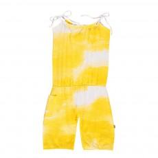 Combinaison Tie & Dye Taylor Jaune