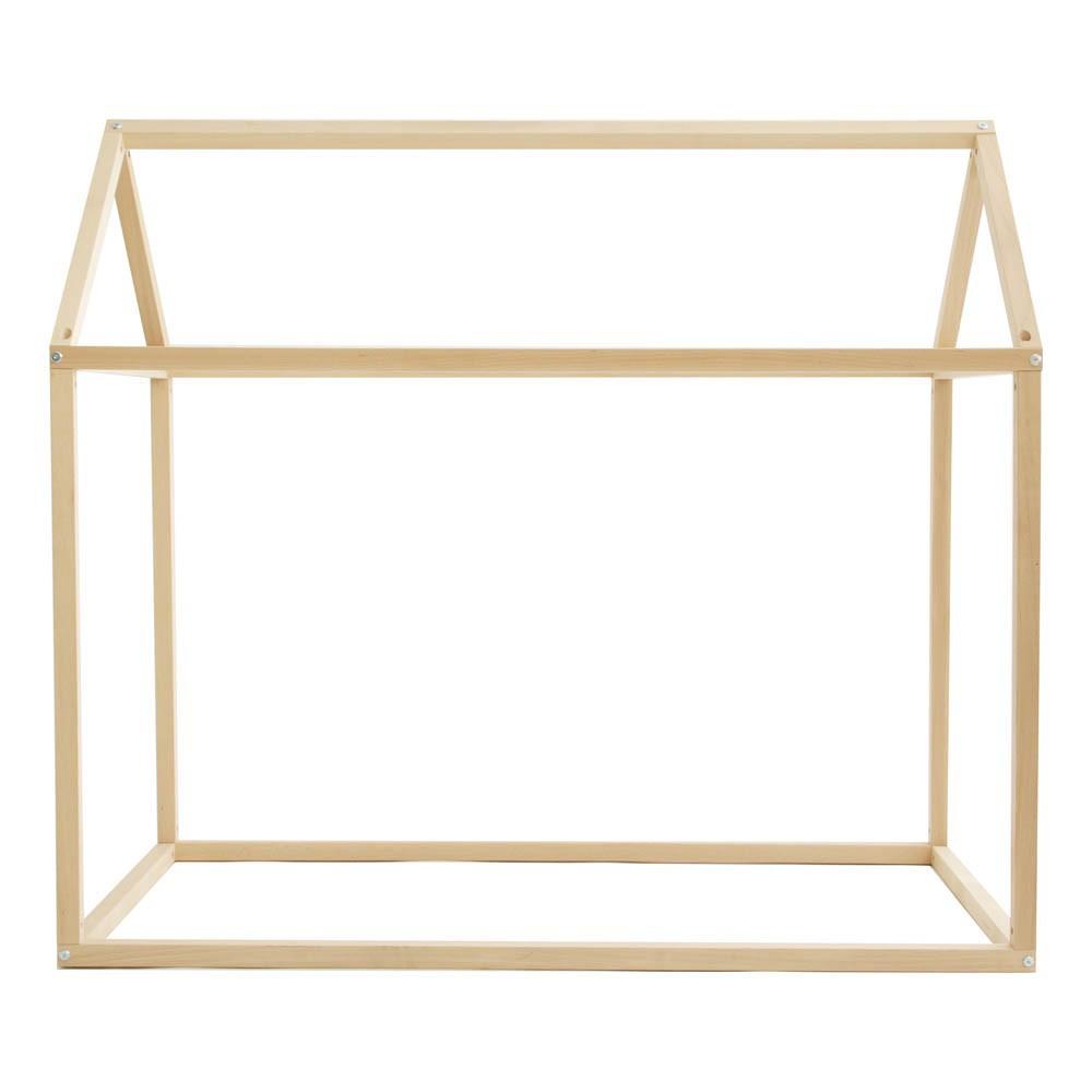 lit cabane 70x140. Black Bedroom Furniture Sets. Home Design Ideas