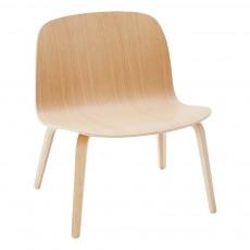 Chaise Visu lounge - Chêne