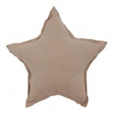 Coussin étoile - Beige