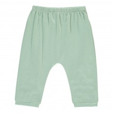 Pantalon Jersey Vert kaki clair