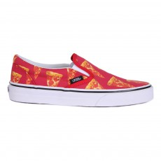 Slip On Classic Late Night Pizza Rouge