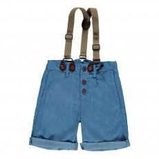 Short Bretelles Bebel Denim