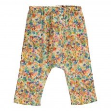 Pantalon Aquarelle Multicolore