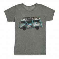 T-Shirt Van Gris