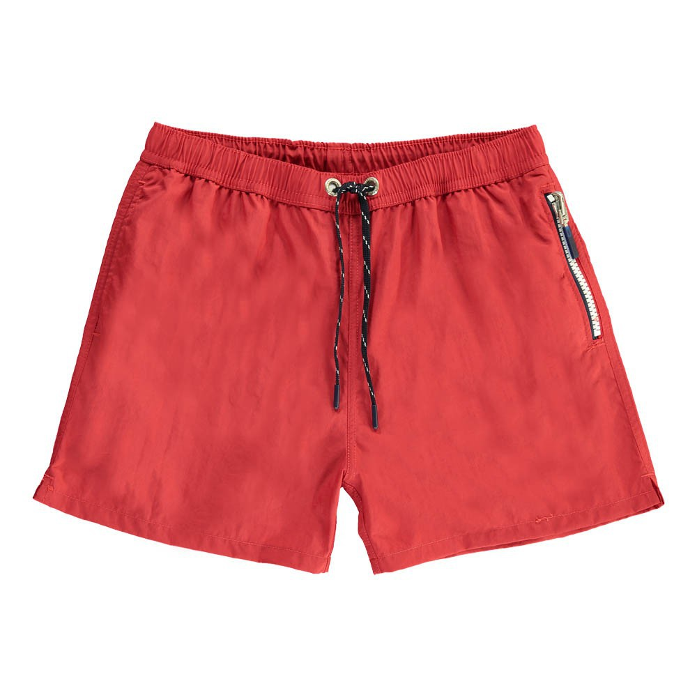 short de bain happy rouge sweet pants mode enfant smallable. Black Bedroom Furniture Sets. Home Design Ideas