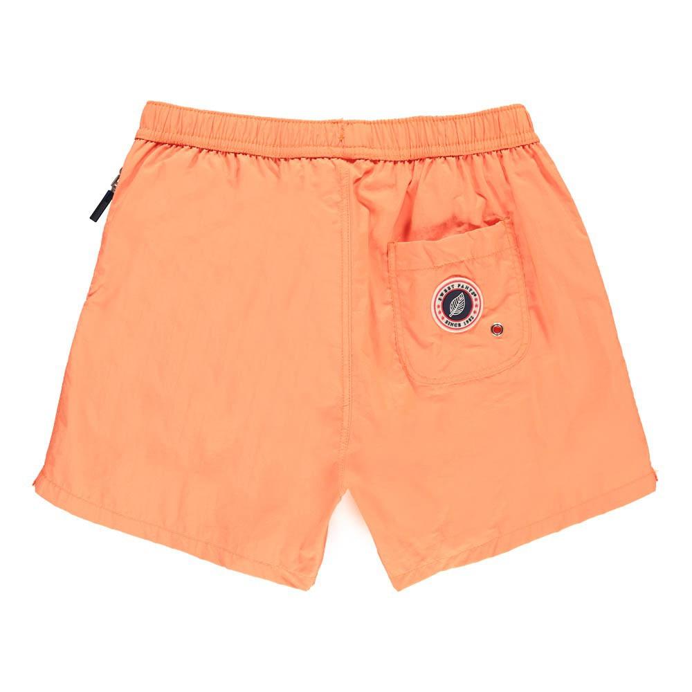 short de bain happy orange fluo sweet pants mode enfant smallable. Black Bedroom Furniture Sets. Home Design Ideas