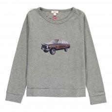 T-Shirt Voiture Wagoneer Gris chiné foncé