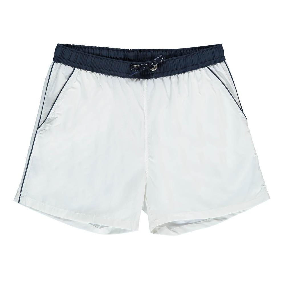 short de bain spring blanc sweet pants mode enfant smallable. Black Bedroom Furniture Sets. Home Design Ideas