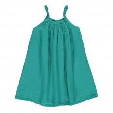 Robe Mia Bleu turquoise