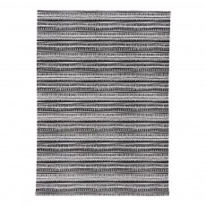Torchon Inka 50x70 cm Noir