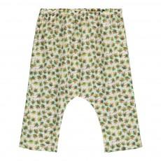 Pantalon Palmiers Ecru